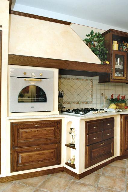 Cucina murata lunardi mobili - Cucina particolare ...